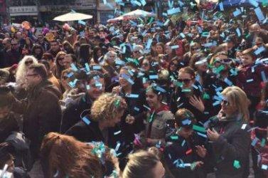 Μεγάλη συμμετοχή στις αποκριάτικες εκδηλώσεις του δήμου Κατερίνης (photos)