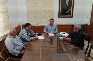 Έναρξη ολοκληρωμένου έργου καταπολέμησης κουνουπιών στην Κρήτη-Υπογραφή σύμβασης από τον Περιφερειάρχη Κρήτης