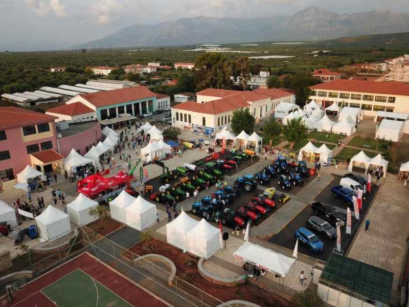 Εγκαίνια με πάνω από 1.700 επισκέπτες για την αγροτική έκθεση Φιλιατρών (Βίντεο - Φωτογραφίες)