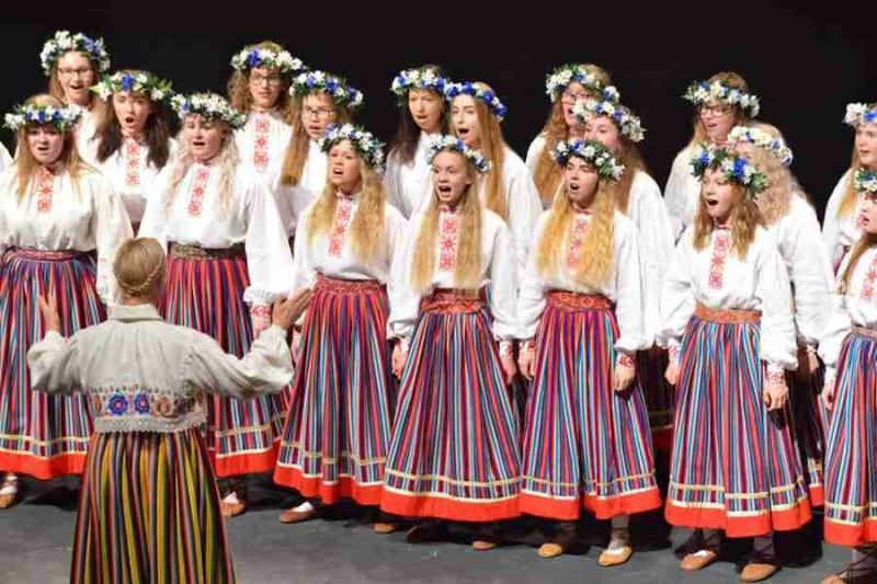 International choir competition and festival of Kalamata